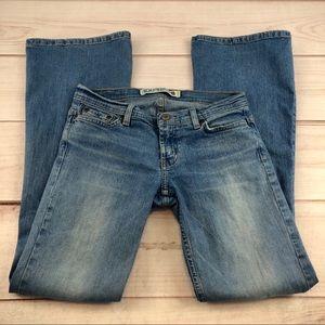 Express Jeans Sz 4 (Item #265)